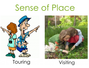 touring vs visiting